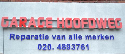Garage Hoofdweg
