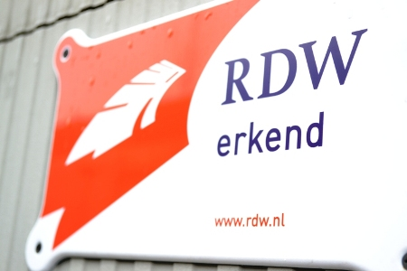 Garage Hoofdweg RDW